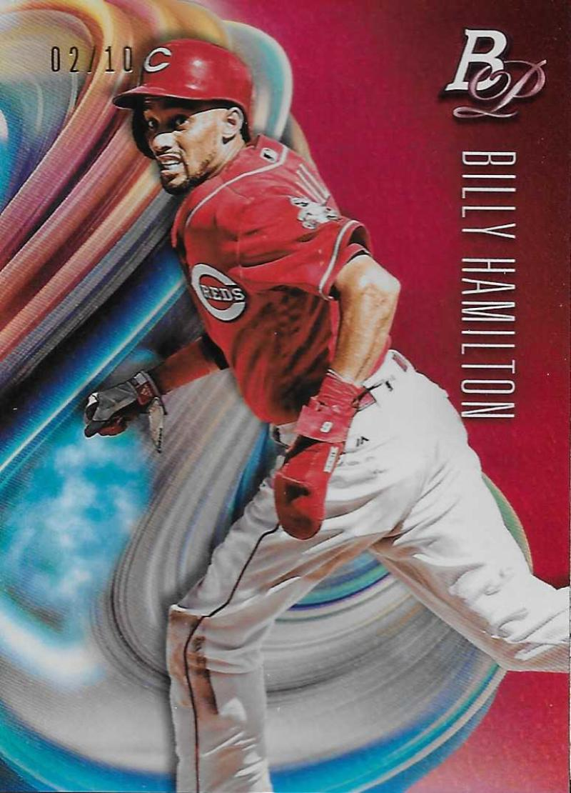 2018 Bowman Platinum Red