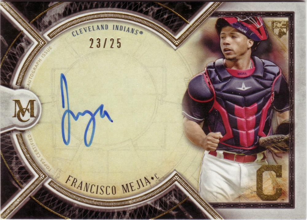 2018 Topps Museum Archival Autographs Gold