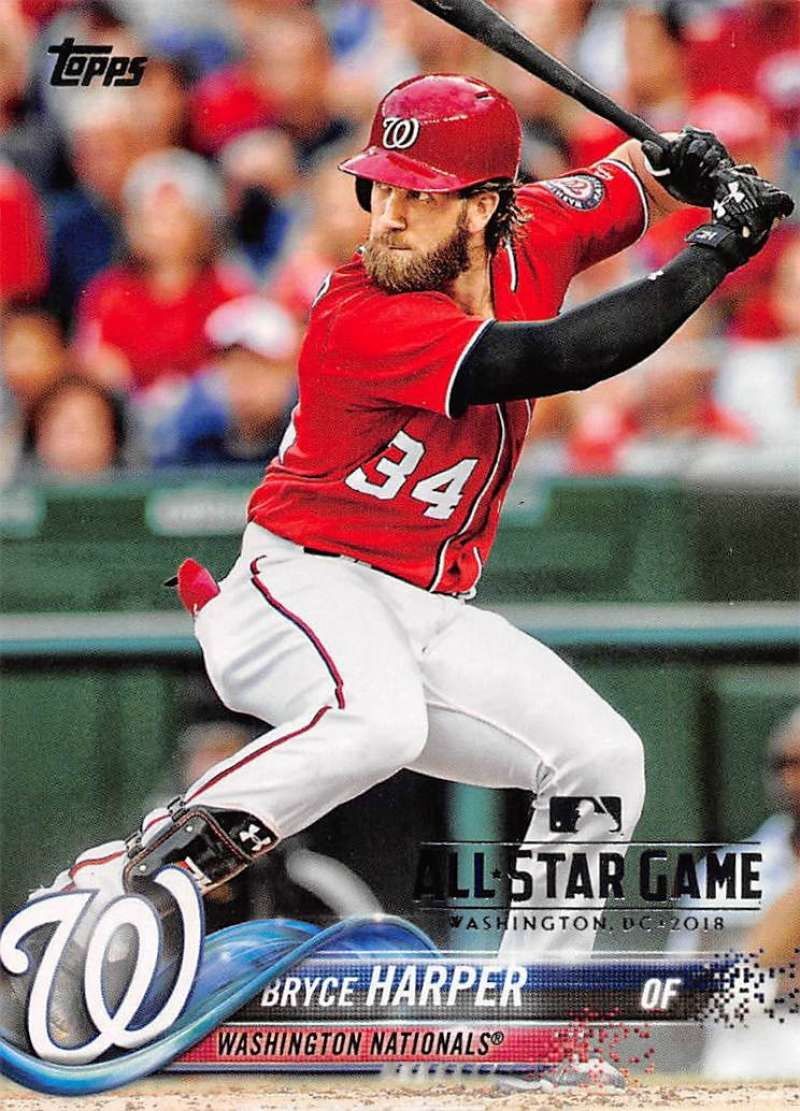 2018 Topps  All-Star Edition MLB All-Star Game