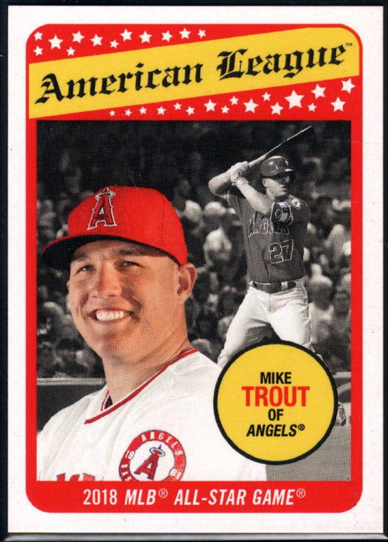 2018 Topps Throwback Thursday 1969 Topps Baseball All-Star