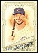 2018 Allen and Ginter #5 Kris Bryant NM-MT