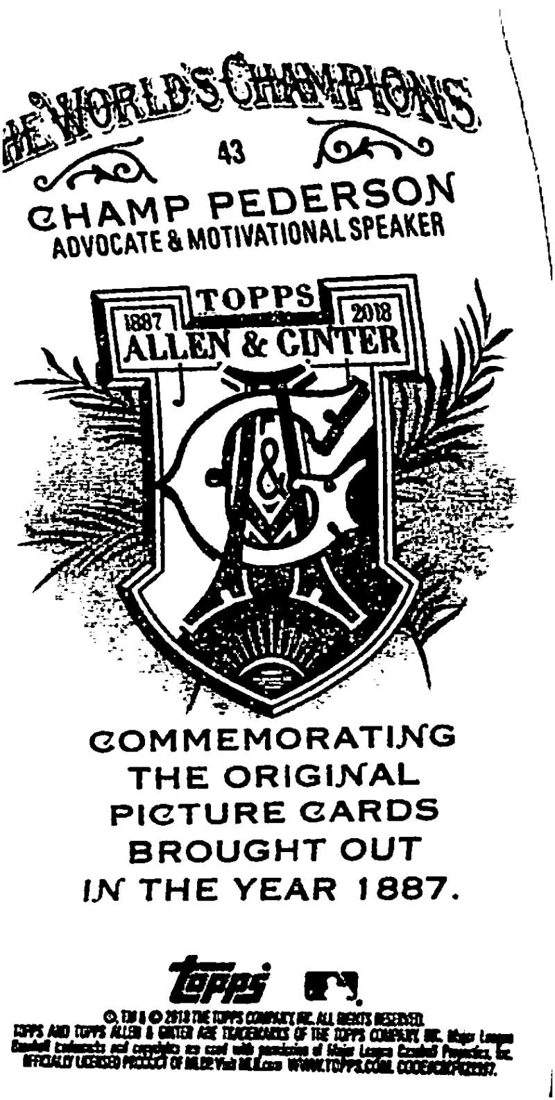 2018-Topps-Allen-and-Ginter-Baseball-Mini-A-amp-G-Logo-Backs-Pick-Your-Cards-Lot thumbnail 7