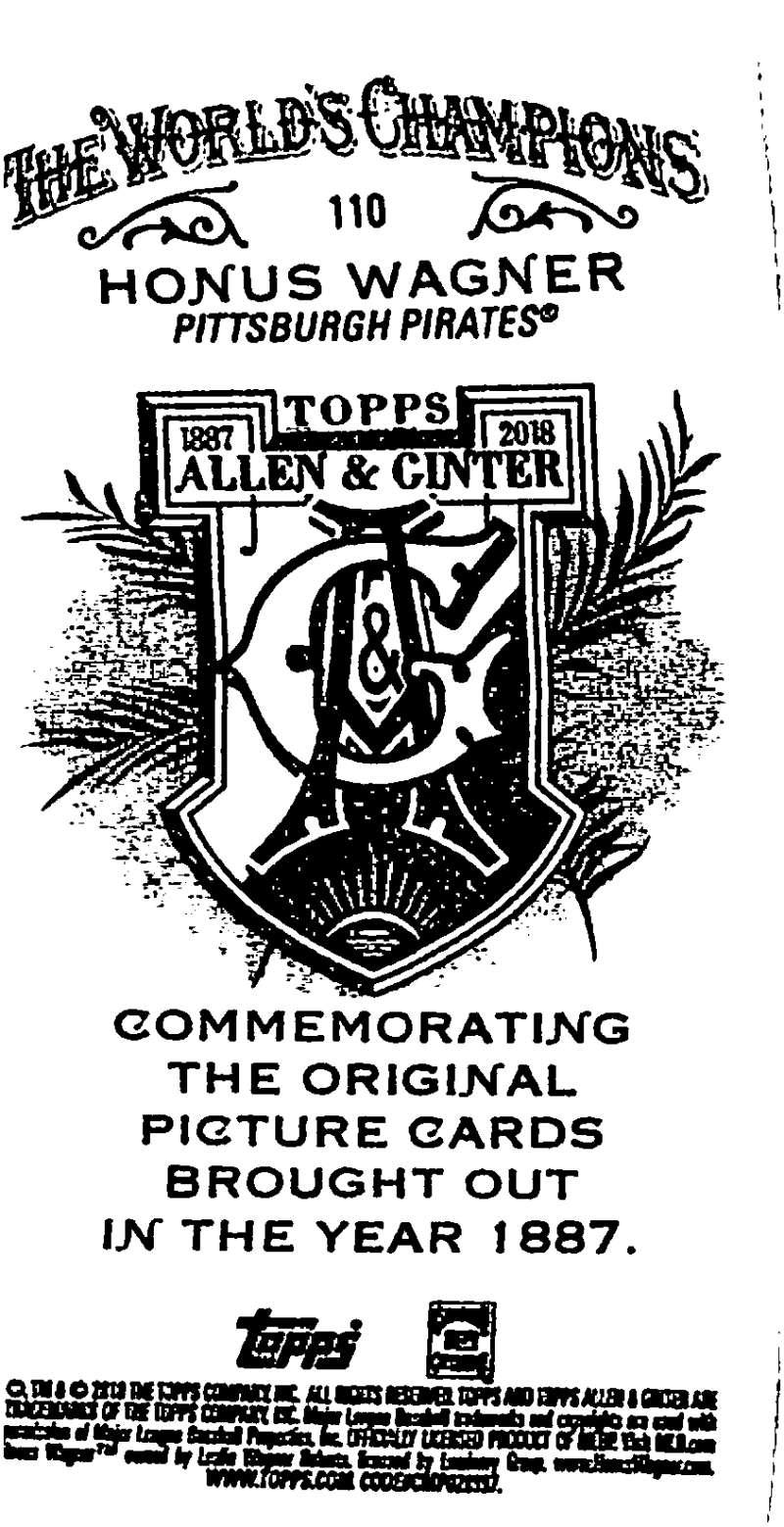 2018-Topps-Allen-and-Ginter-Baseball-Mini-A-amp-G-Logo-Backs-Pick-Your-Cards-Lot thumbnail 19