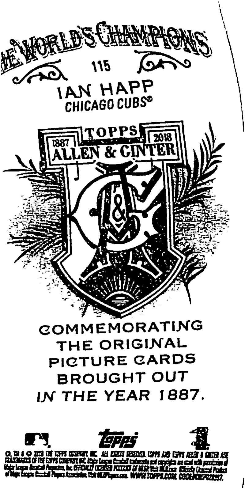 2018-Topps-Allen-and-Ginter-Baseball-Mini-A-amp-G-Logo-Backs-Pick-Your-Cards-Lot thumbnail 21