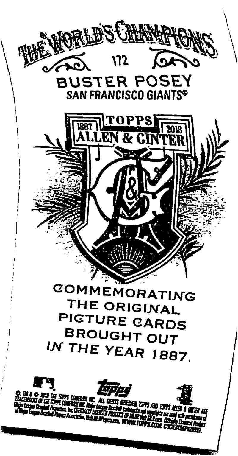 2018-Topps-Allen-and-Ginter-Baseball-Mini-A-amp-G-Logo-Backs-Pick-Your-Cards-Lot thumbnail 31