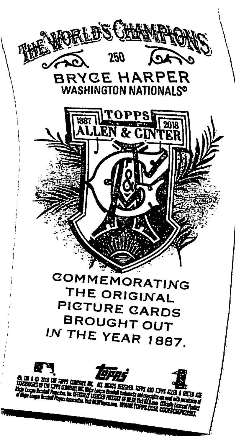2018-Topps-Allen-and-Ginter-Baseball-Mini-A-amp-G-Logo-Backs-Pick-Your-Cards-Lot thumbnail 41