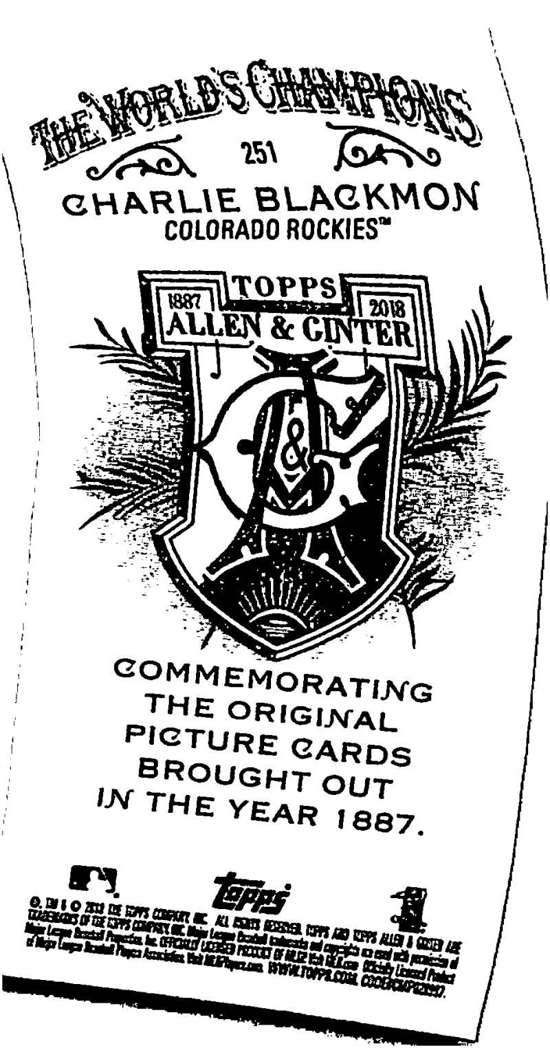 2018-Topps-Allen-and-Ginter-Baseball-Mini-A-amp-G-Logo-Backs-Pick-Your-Cards-Lot thumbnail 43