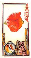 2018 Topps Allen and Ginter Baseball Mini World's Hottest Peppers #WHP-11 Infinity Pepper