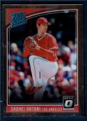 2018 Donruss Optic Variations #176 Shohei Ohtani NM-MT Los Angeles Angels