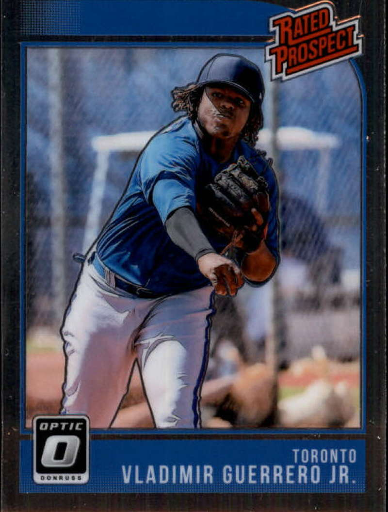 2018 Donruss Optic Rated Prospect