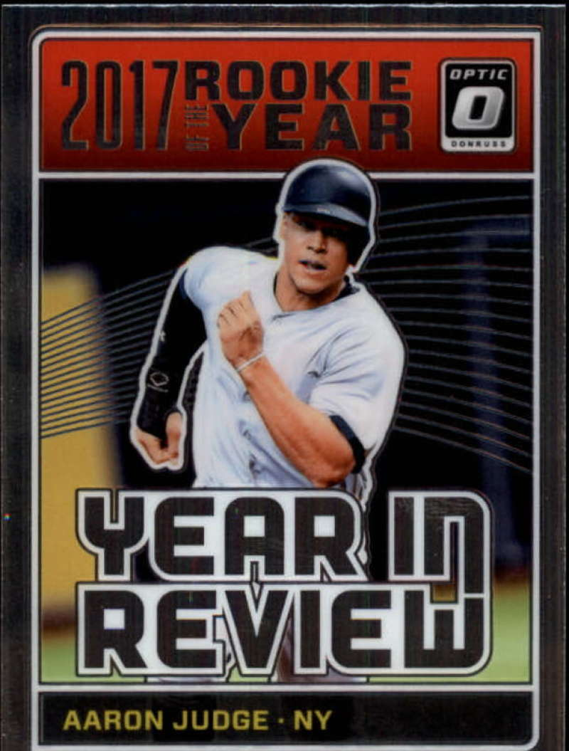 2018 Donruss Optic Year in Review