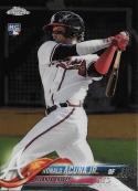 2018 Topps Chrome #193 Ronald Acuna Jr. (RC - Rookie Card) NM-MT