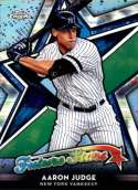 2018 Topps Chrome Future Stars Refractors #FS-1 Aaron Judge NM Near Mint New York Yankees