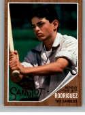 2018 Topps Archives Baseball The Sandlot #SL-BJR Benny The Jet Rodriguez