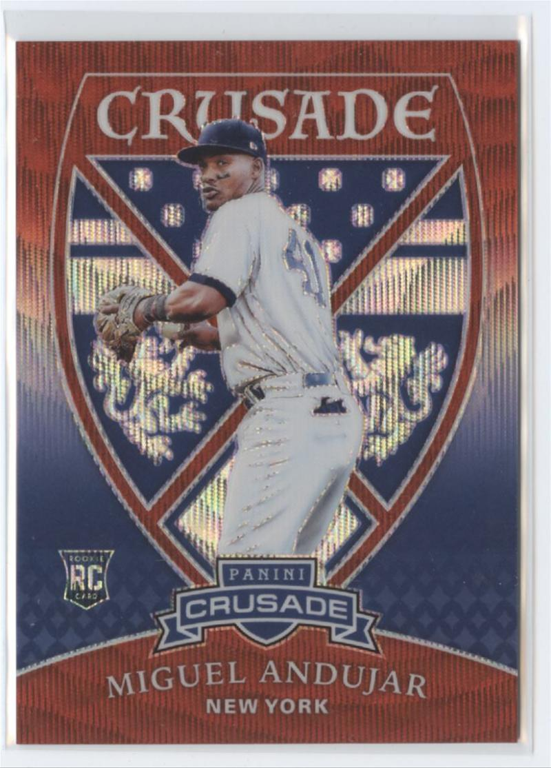 2018 Panini Chronicles Crusade Ruby Wave