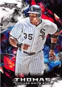 2018 Topps Fire #134 Frank Thomas NM-MT Chicago White Sox
