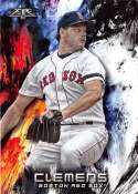 2018 Topps Fire #198 Roger Clemens NM-MT Boston Red Sox