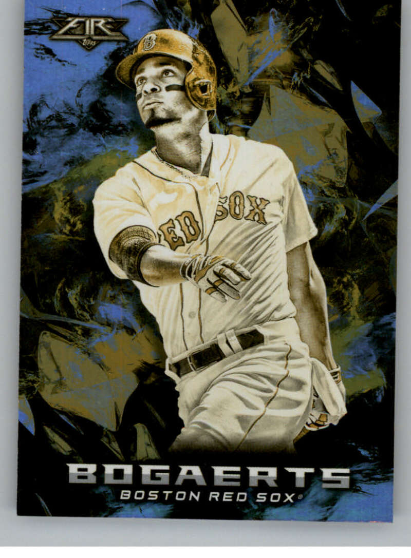 f90ae49cb47d0 2018 Topps Fire Gold Minted Baseball Checklist | Ultimate Cards and ...