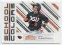 2018 Panini Contenders Draft Picks School Colors #7 Nick Madrigal NM-MT Oregon State Beavers  Official Licensed Collegiate Baseball Card