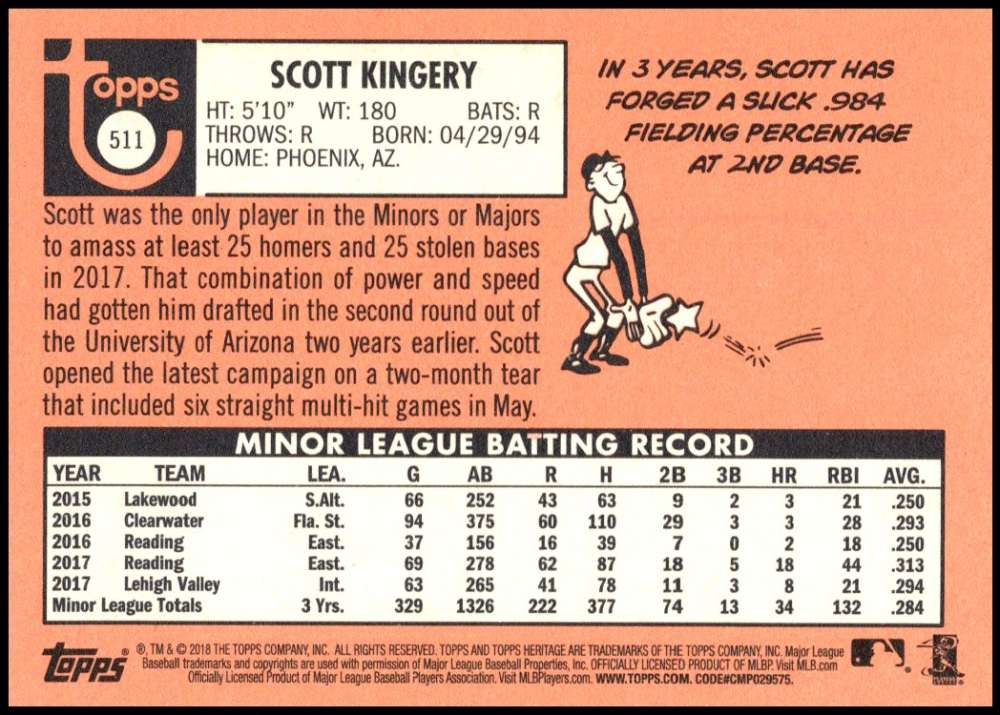 Details About 2018 Topps Heritage High Number Baseball Cards Pick From List Includes Sps