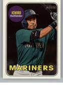 2018 Topps Heritage High Number #716 Ichiro NM-MT SP Seattle Mariners