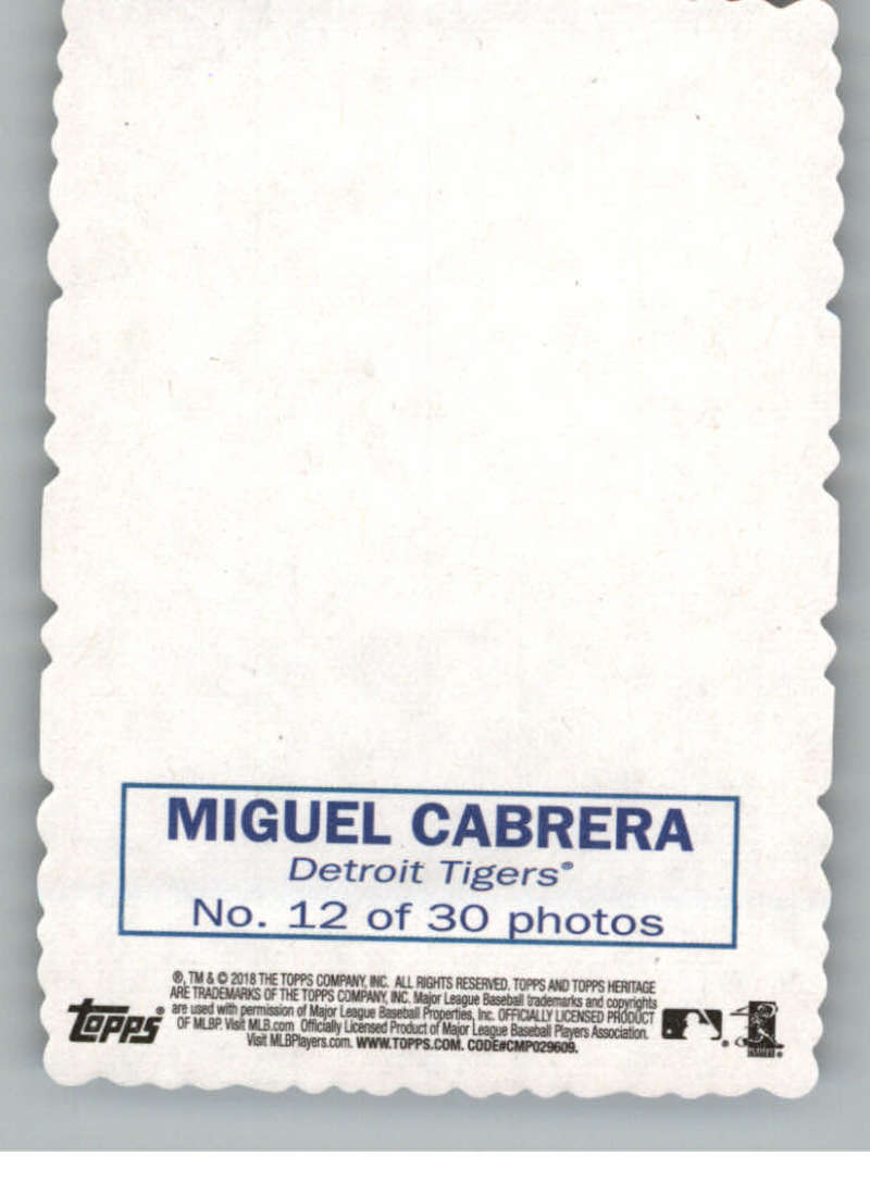 2018-Topps-Heritage-High-Number-Baseball-Insert-Singles-Pick-Your-Cards thumbnail 109