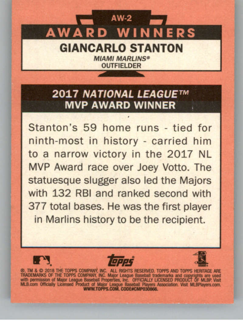 2018-Topps-Heritage-High-Number-Baseball-Insert-Singles-Pick-Your-Cards thumbnail 39