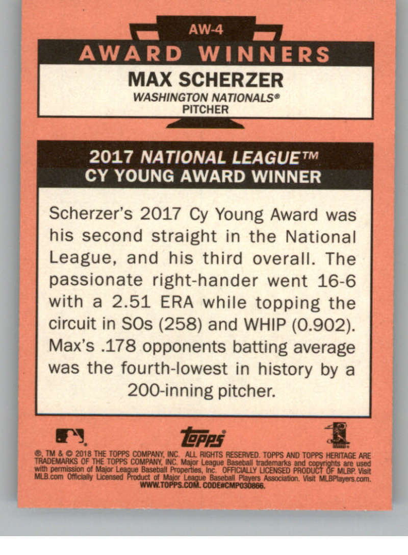 2018-Topps-Heritage-High-Number-Baseball-Insert-Singles-Pick-Your-Cards thumbnail 43