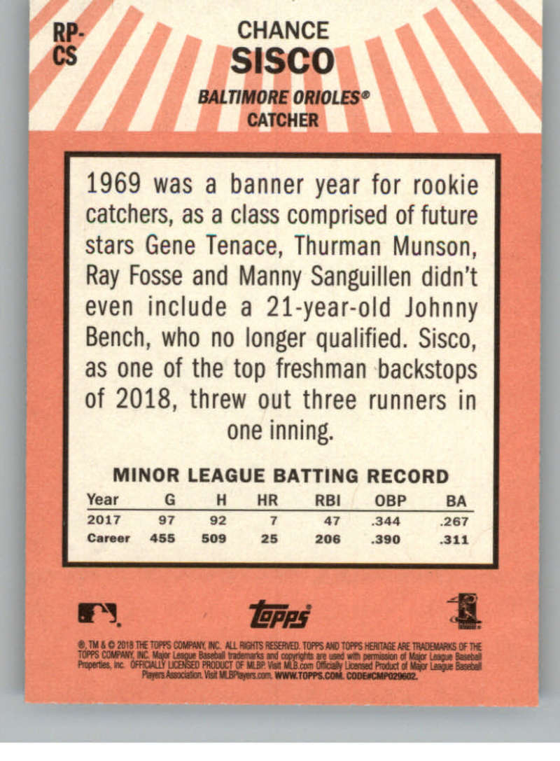 2018-Topps-Heritage-High-Number-Baseball-Insert-Singles-Pick-Your-Cards thumbnail 5