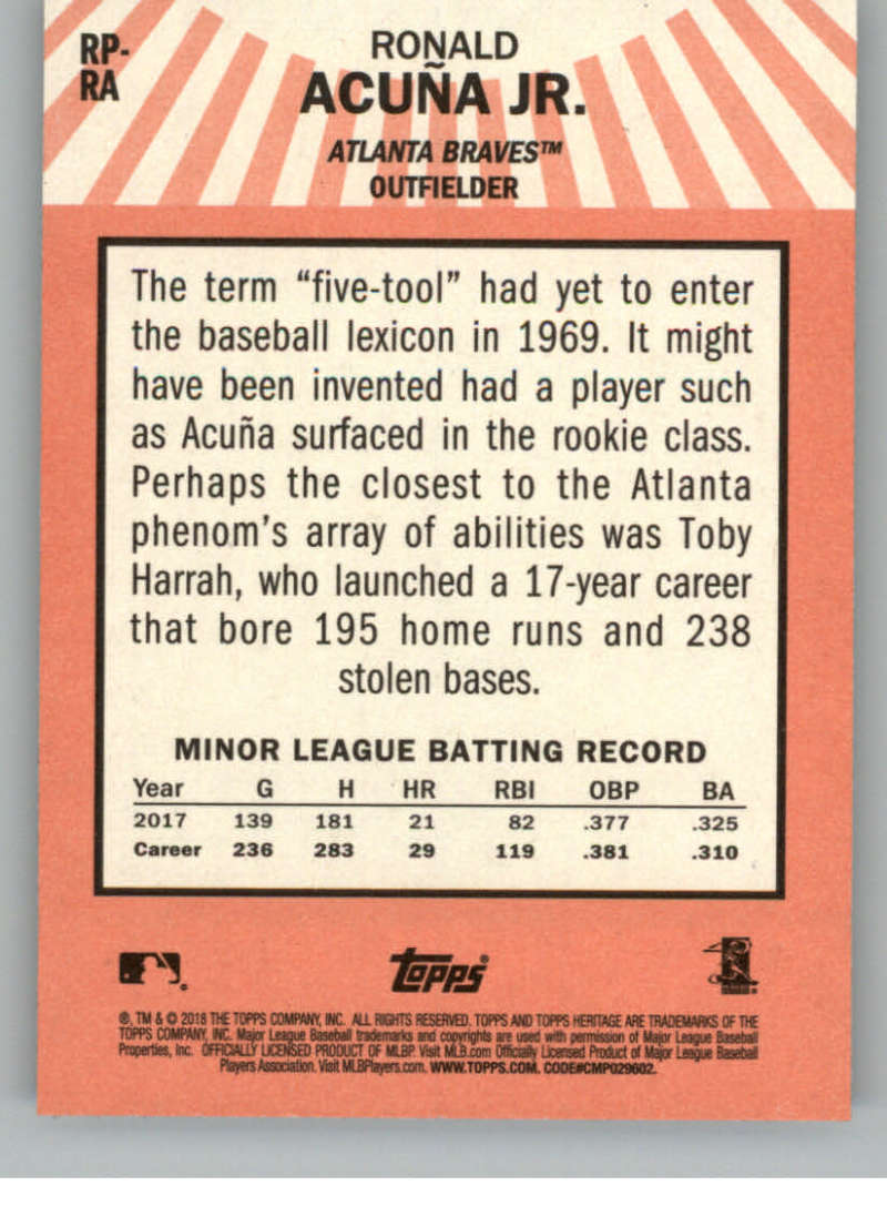 2018-Topps-Heritage-High-Number-Baseball-Insert-Singles-Pick-Your-Cards thumbnail 17