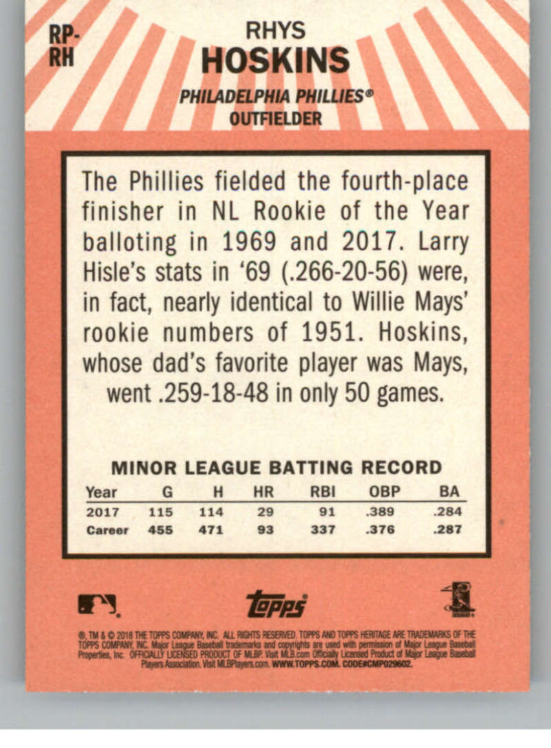 2018-Topps-Heritage-High-Number-Baseball-Insert-Singles-Pick-Your-Cards thumbnail 21