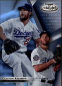 2018 Topps Gold Label Rare Class 3 (Three) #52 Clayton Kershaw Los Angeles Dodgers Official Baseball Trading Card