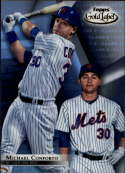 2018 Topps Gold Label Rare Class 3 (Three) #66 Michael Conforto New York Mets Official Baseball Trading Card