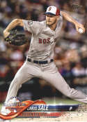 2018 Topps Update #US101 Chris Sale NM-MT Boston Red Sox