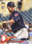 2018 Topps Update #US198 Shane Bieber NM-MT RC Rookie Cleveland Indians