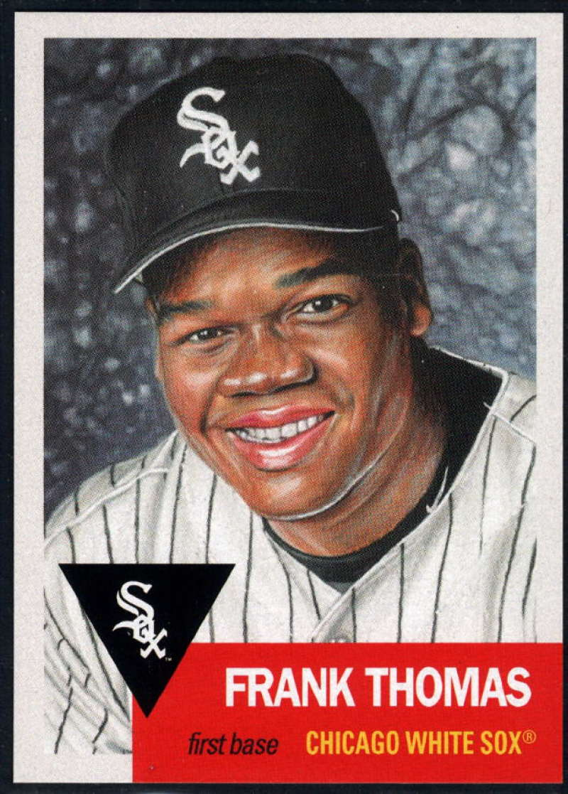 2019 Topps The MLB Living Set Baseball #133 Frank Thomas Chicago White Sox