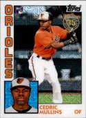 2019 Topps Series 1 Baseball Silver Wrapper Packs Chrome 1984 '84 Refractor #T84-32 Cedric Mullins RC Rookie Baltimore O
