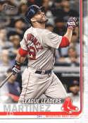 2019 Topps #23 J.D. Martinez NM-MT Boston Red Sox