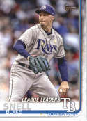 2019 Topps #24 Blake Snell NM-MT Tampa Bay Rays