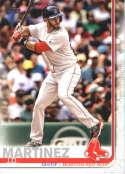 2019 Topps #77 J.D. Martinez NM-MT Boston Red Sox