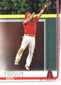 2019 Topps #100 Mike Trout NM-MT Los Angeles Angels