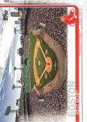2019 Topps #160 Fenway Park NM-MT Boston Red Sox