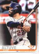 2019 Topps #178 Jose Altuve NM-MT Houston Astros