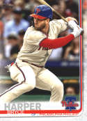 2019 Topps #400 Bryce Harper NM-MT Philadelphia Phillies