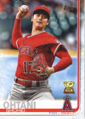 2019 Topps #600 Shohei Ohtani NM-MT Los Angeles Angels