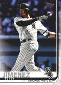 2019 Topps #670 Eloy Jimenez NM-MT RC Rookie Chicago White Sox