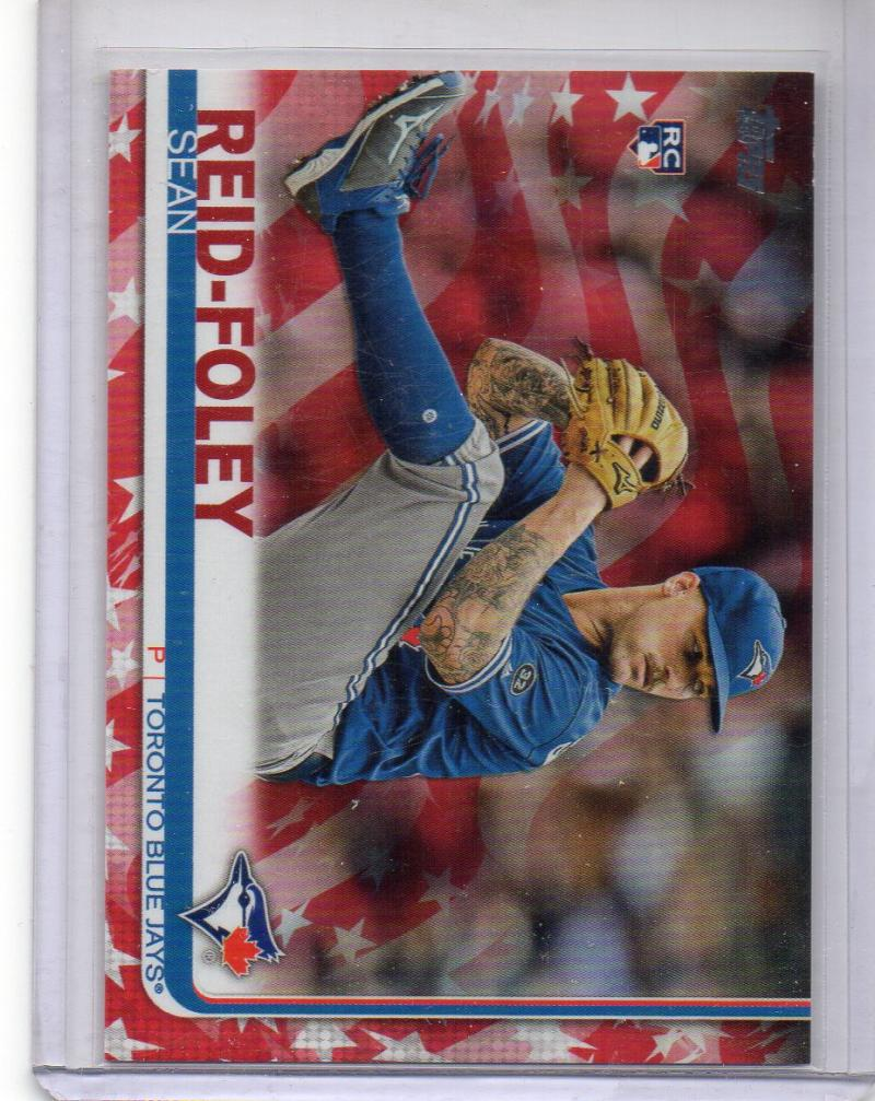 2019 Topps  Independece Day