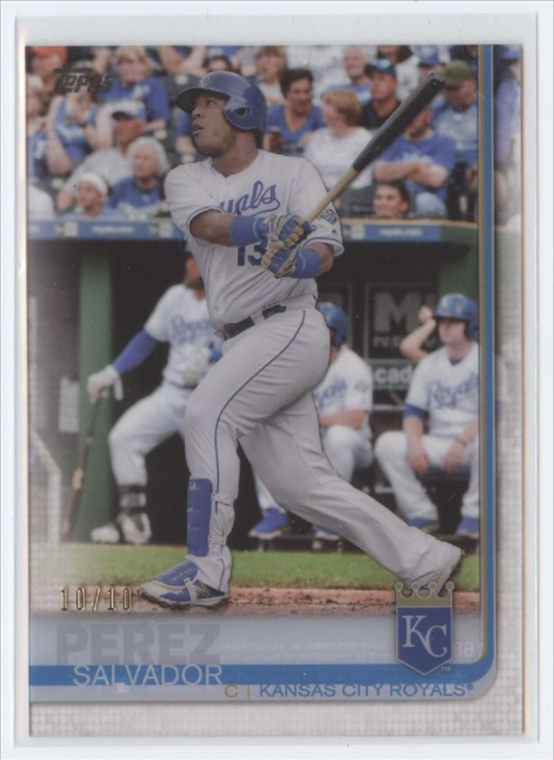 2019 Topps  Clear