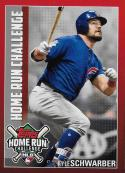 2019 Topps Home Run Challenge Codes Baseball #HRC-31 Kyle Schwarber Chicago Cubs