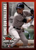 2019 Topps Home Run Challenge Codes #HRC-34 Christian Yelich NM-MT Milwaukee Brewers